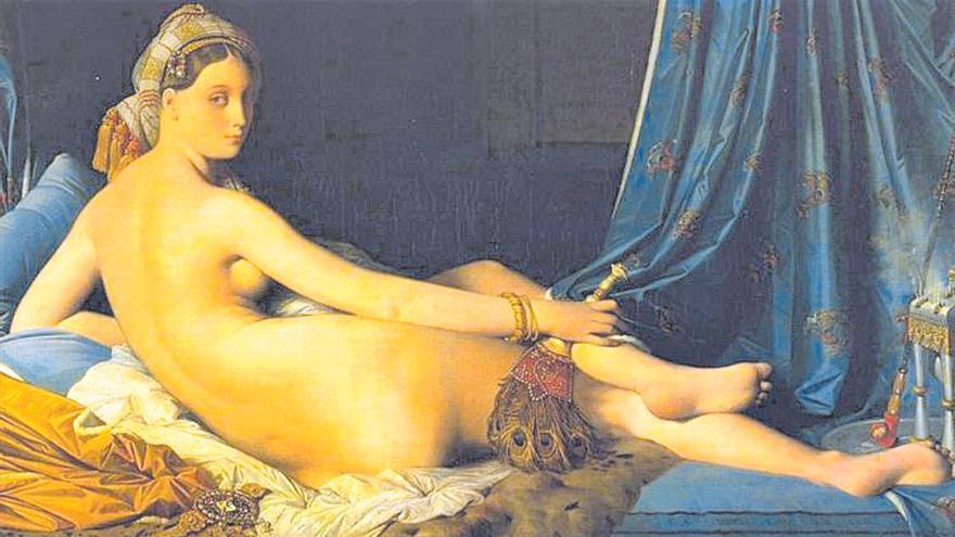 Mary Montagu, la odalisca que no pudo pintar Ingres