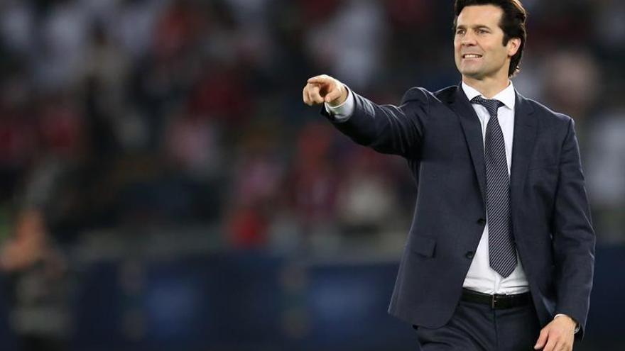 """Solari: """"Es una gesta gracias a Zidane"""""""