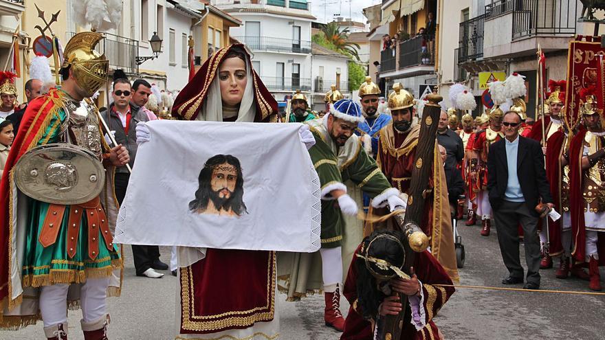 La gran escenificación bíblica en Moriles