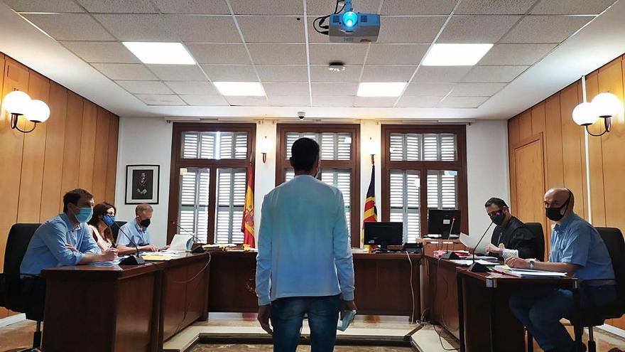 Condenado por robar un coche y causar dos accidentes con cuatro heridos en Palma