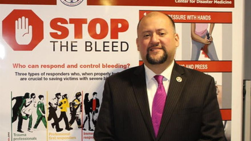 Un paramédico que actuó en el 11-S hablará en Tenerife sobre emergencias