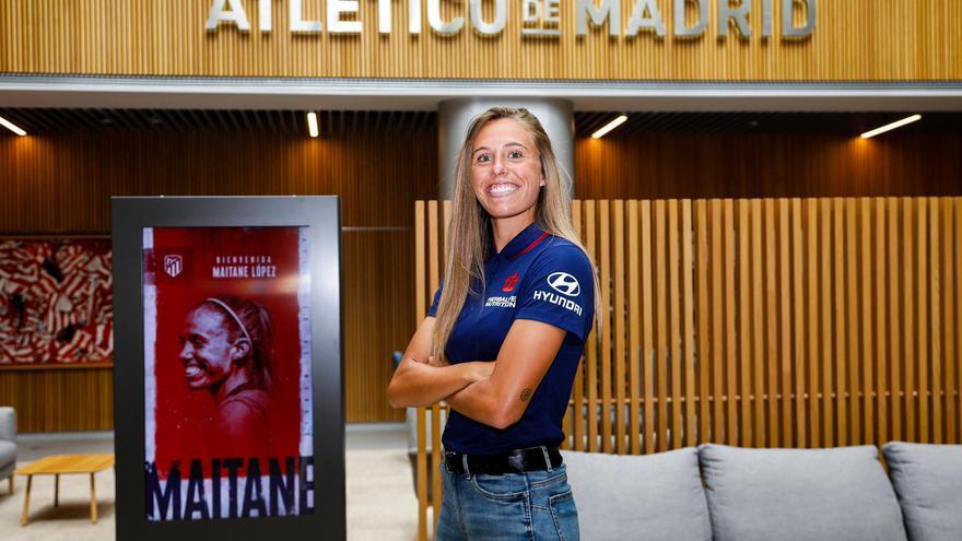 Maitane López ficha por el Atlético de Madrid