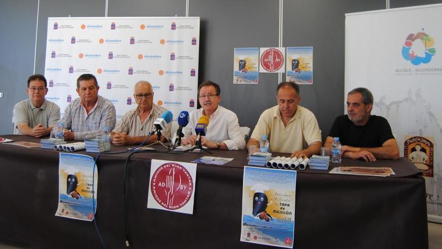 Alcalà-Alcossebre acogerá en junio las jornadas del Tapeo del Mejillón