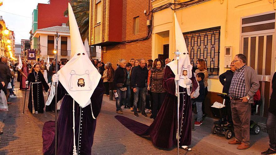 La Semana Santa Marinera asume que no podrá celebrar procesiones