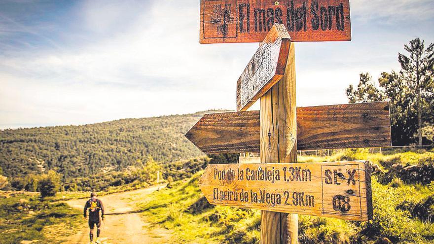 El reto de la Penyagolosa Trails