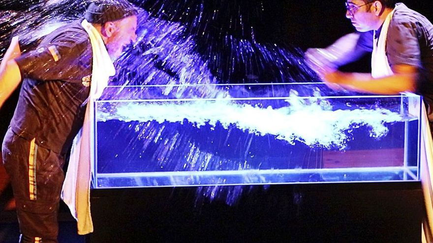 La Mostra de Alcoy retoma el pulso del teatro presencial