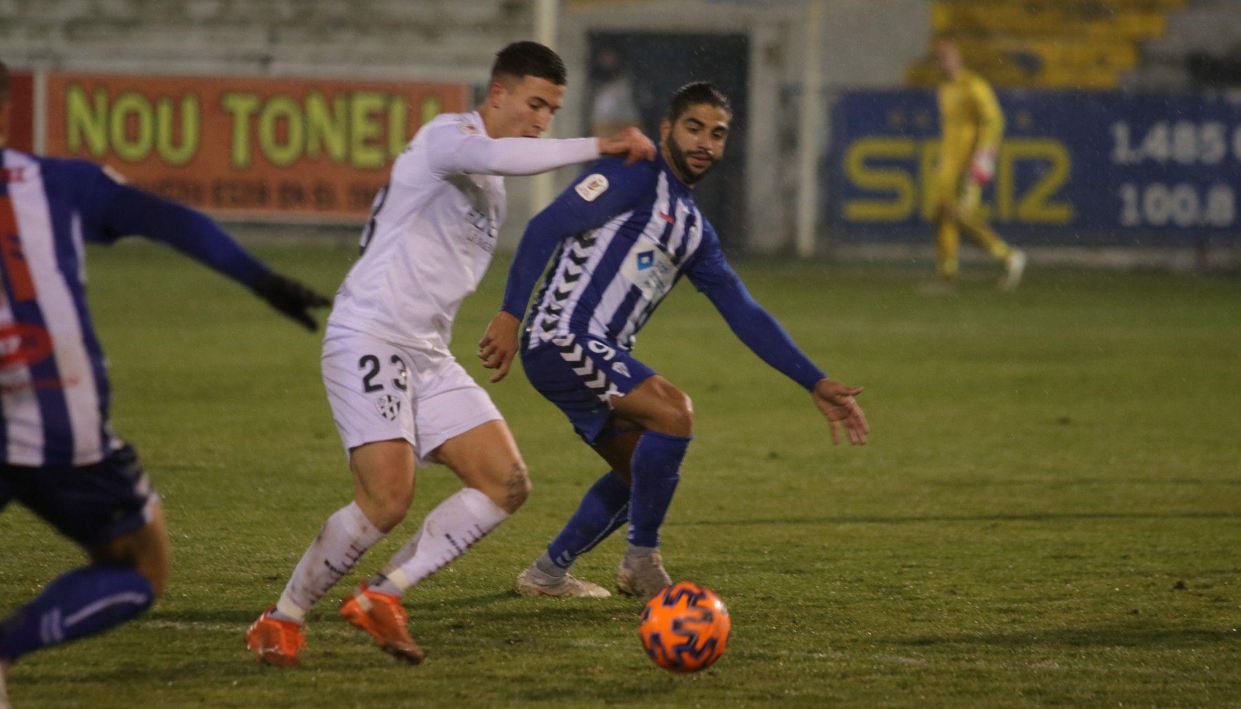 El Alcoyano elimina al Huesca de la Copa del Rey