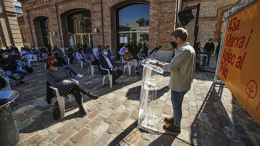 """El Bloc reivindica medidas valientes al Consell """"aunque no gusten a los socios"""""""