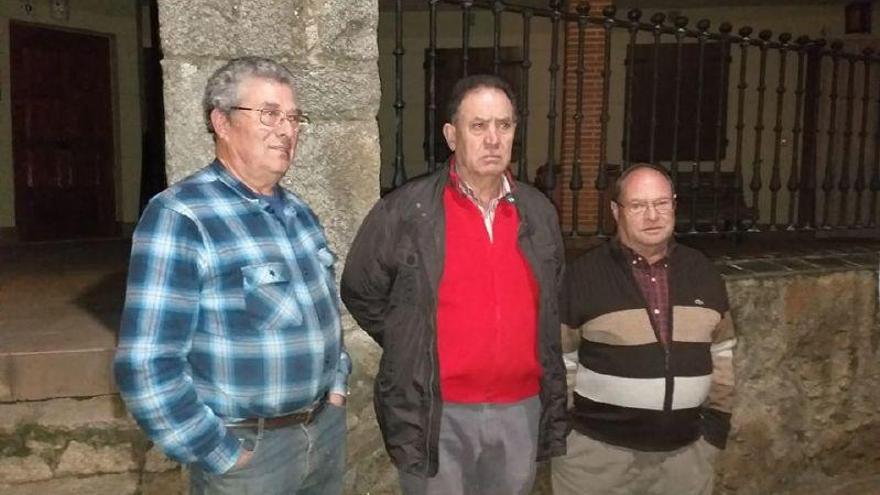 Concejales del PSOE en el Ayuntamiento de Muelas del Pan
