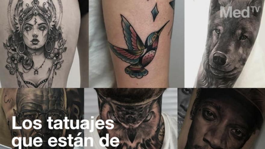¿Qué tatuaje está hoy más de moda en Castellón?