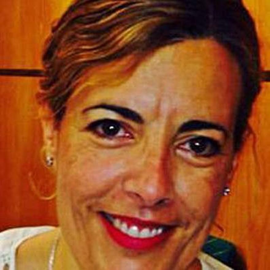 Magaliz López García (CC). Era consejera del Cabildo y estuvo en el consejo de administración del ITER en 2012.