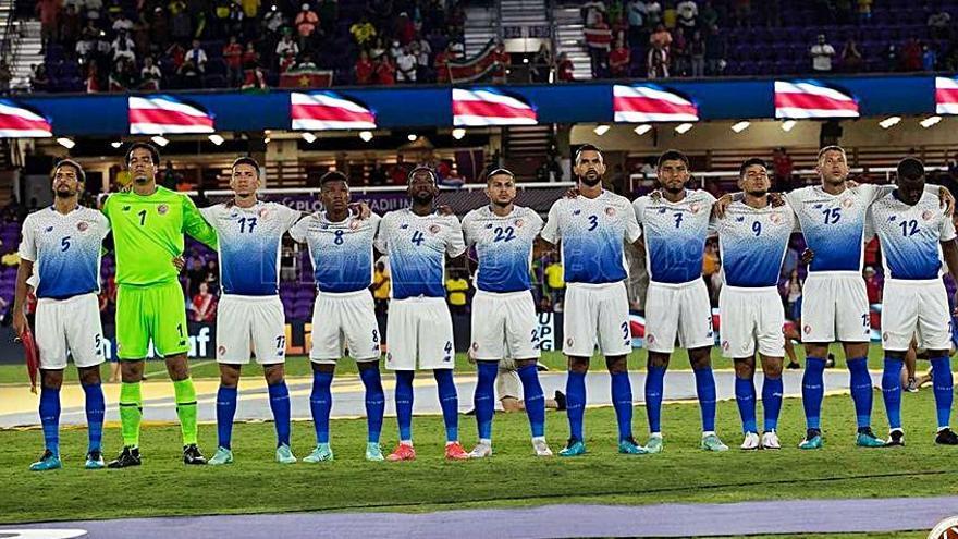 Un gol del deportivista Celso Borges permite a Costa Rica el pase a cuartos en la Copa Oro