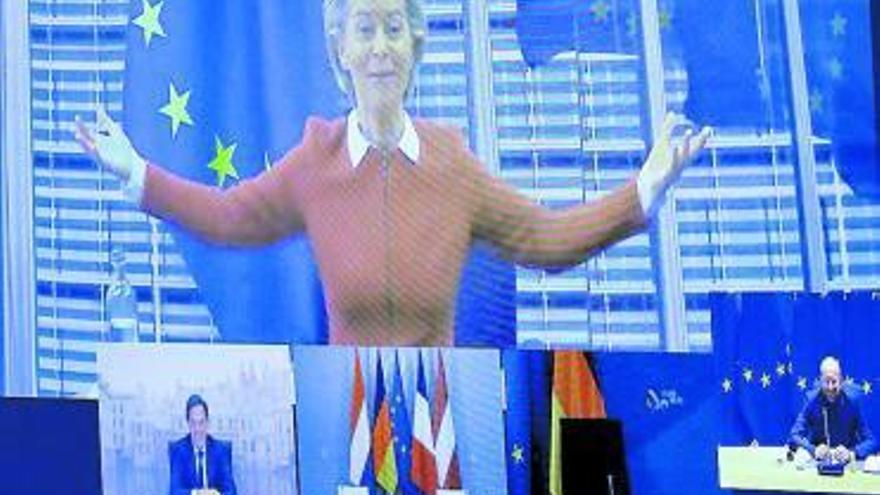 Bruselas salva un nuevo escollo hacia el plan de recuperación