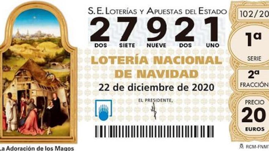 Dónde comprar en Valencia el décimo más buscado de la Lotería de Navidad