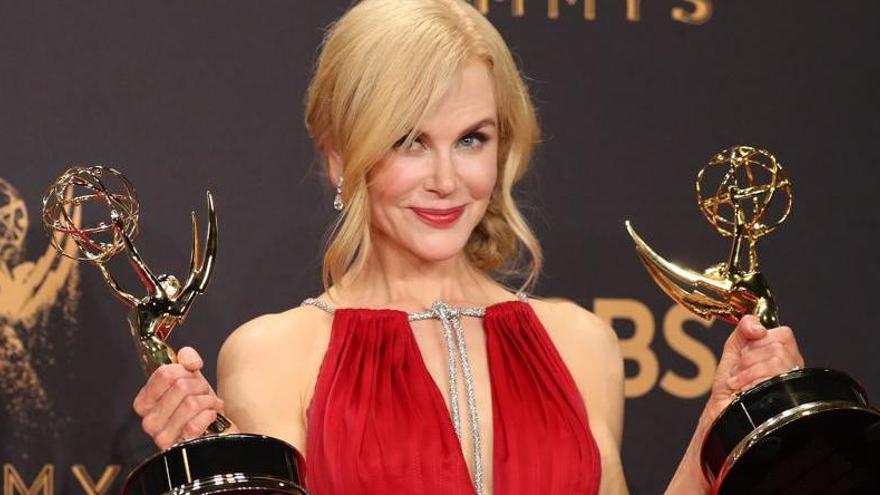 La distopia 'The Handmaid's Tale' 'triomfa als Emmy