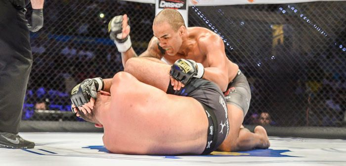ROAD TO BELLATOR MMA
