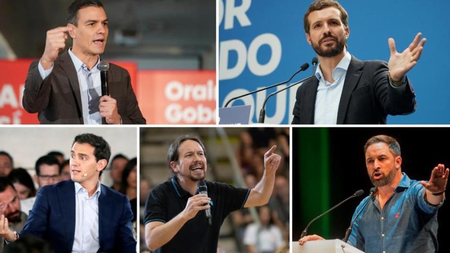Mentiras en campaña: inmigración, pactos y Europa