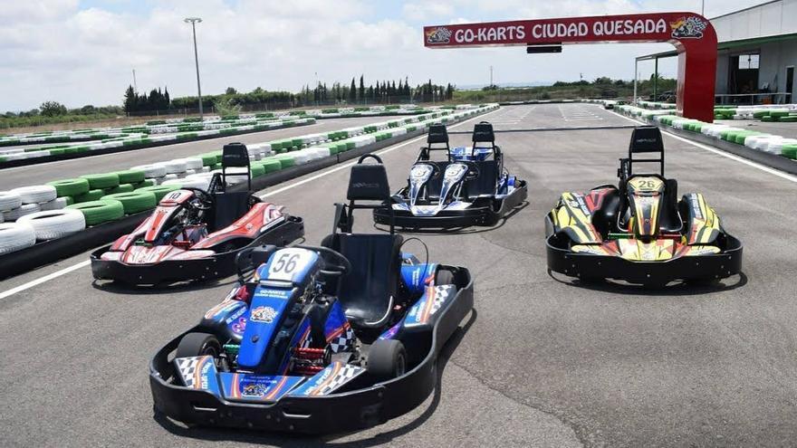 Rojales estrena una nueva zona de ocio de 32.000 metros cuadrados con el mayor circuito de karting de la comarca