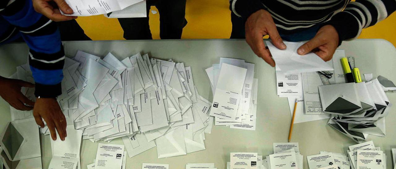 La odisea de votar por correo