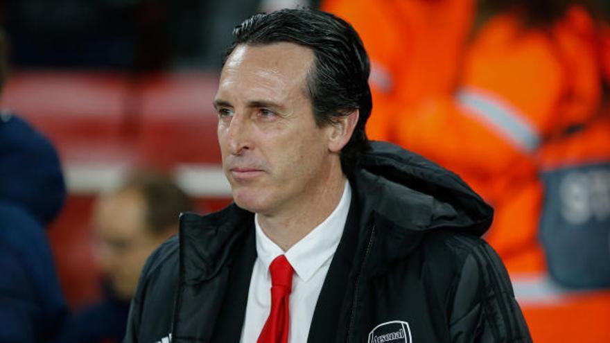 El Arsenal destituye a Unai Emery por los malos resultados