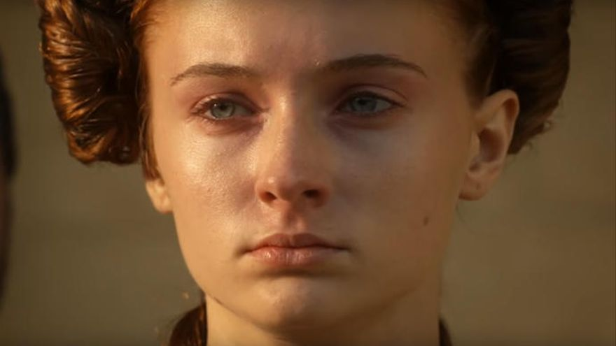 Sophie Turner revela el final de 'Juego de Tronos'