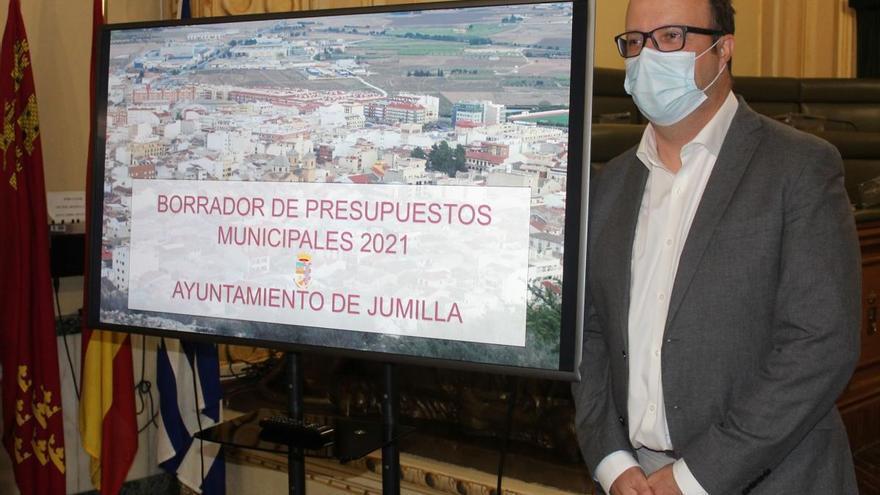 El Ayuntamiento de Jumilla presenta el borrador del Presupuesto 2021