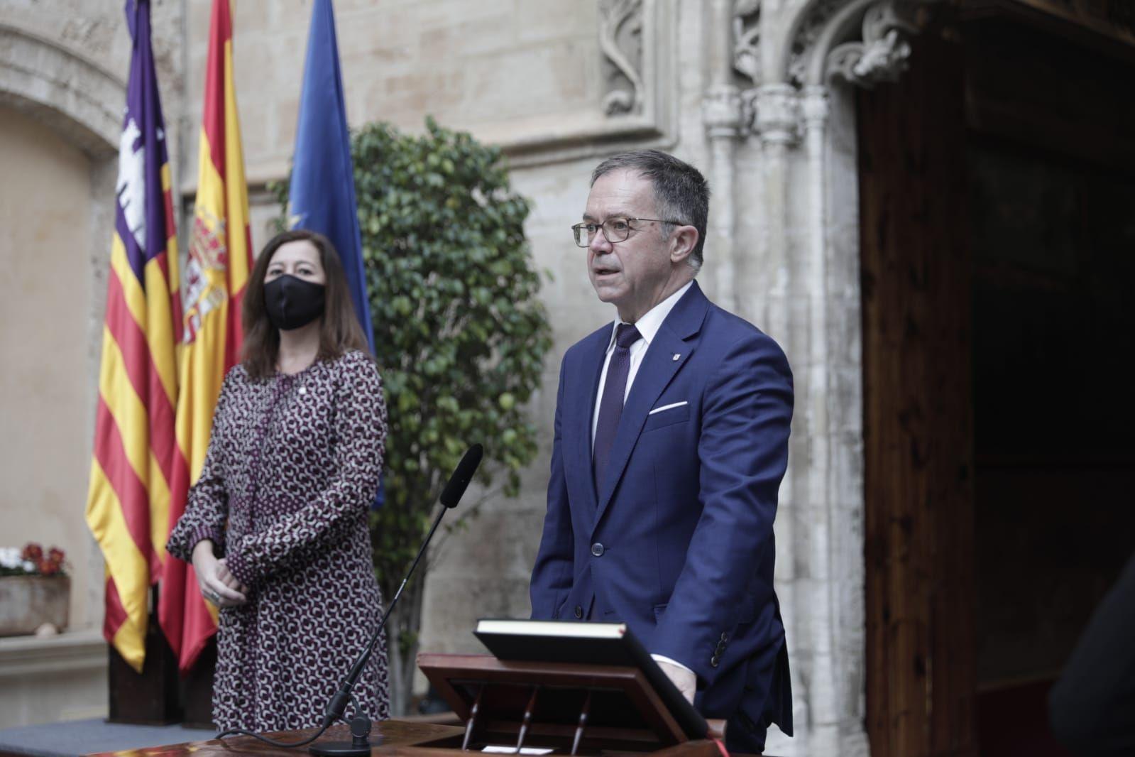 Josep Maria Ribas, nuevos conseller de Movilidad y Vivienda