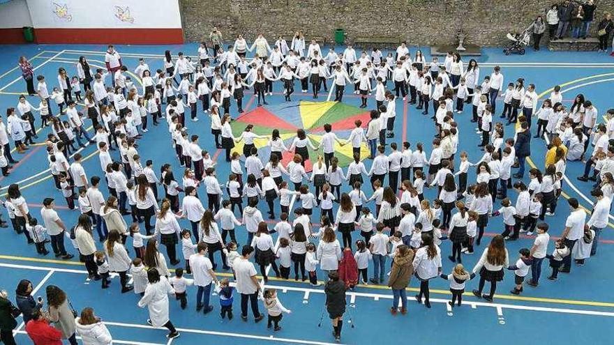 Los colegios maliayeses piden la paz