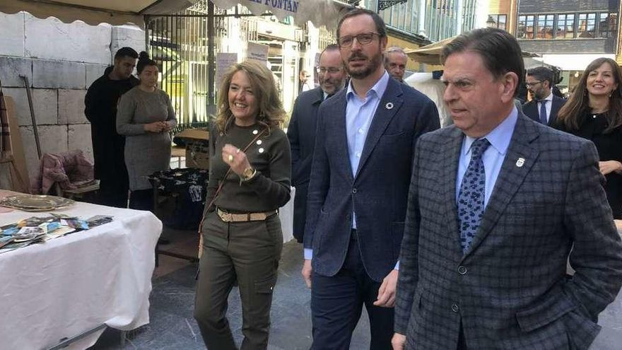 """Javier Maroto: """"Alfredo Canteli es un símbolo para el PP de toda España"""""""