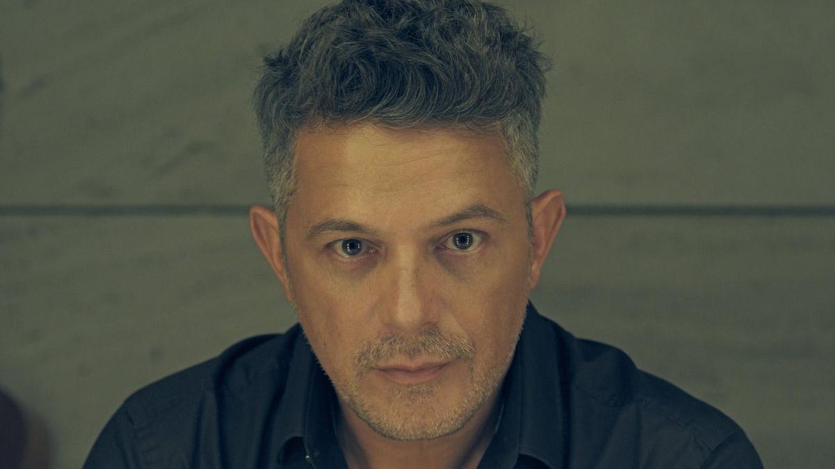 Alejandro Sanz.