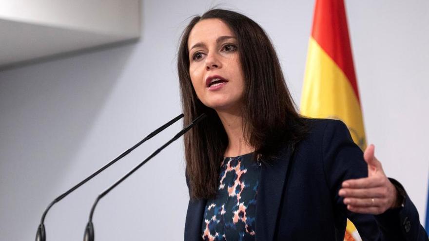 """Cs votará 'no' a los Presupuestos porque Sánchez ha elegido la """"vía radical"""""""