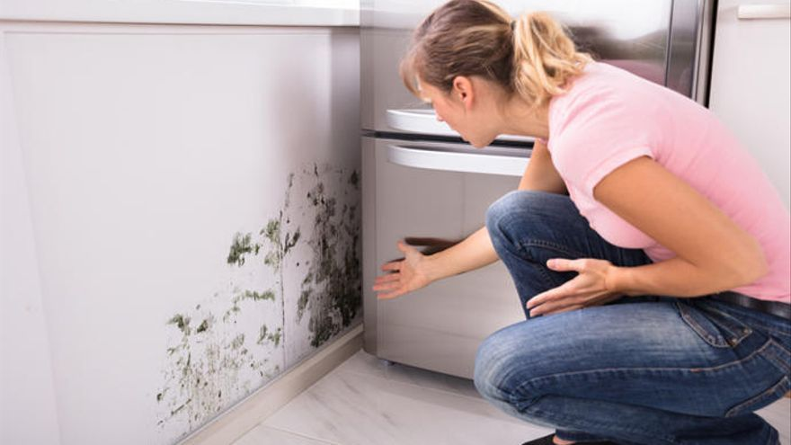 Cómo eliminar las humedades en casa.