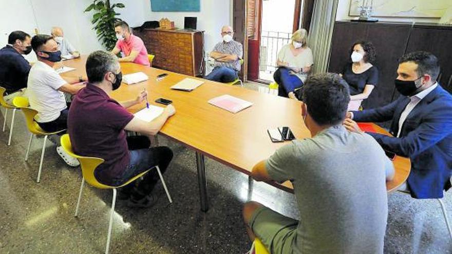 La Audiencia Nacional añade más dudas al contencioso      de Sagunt contra Costas