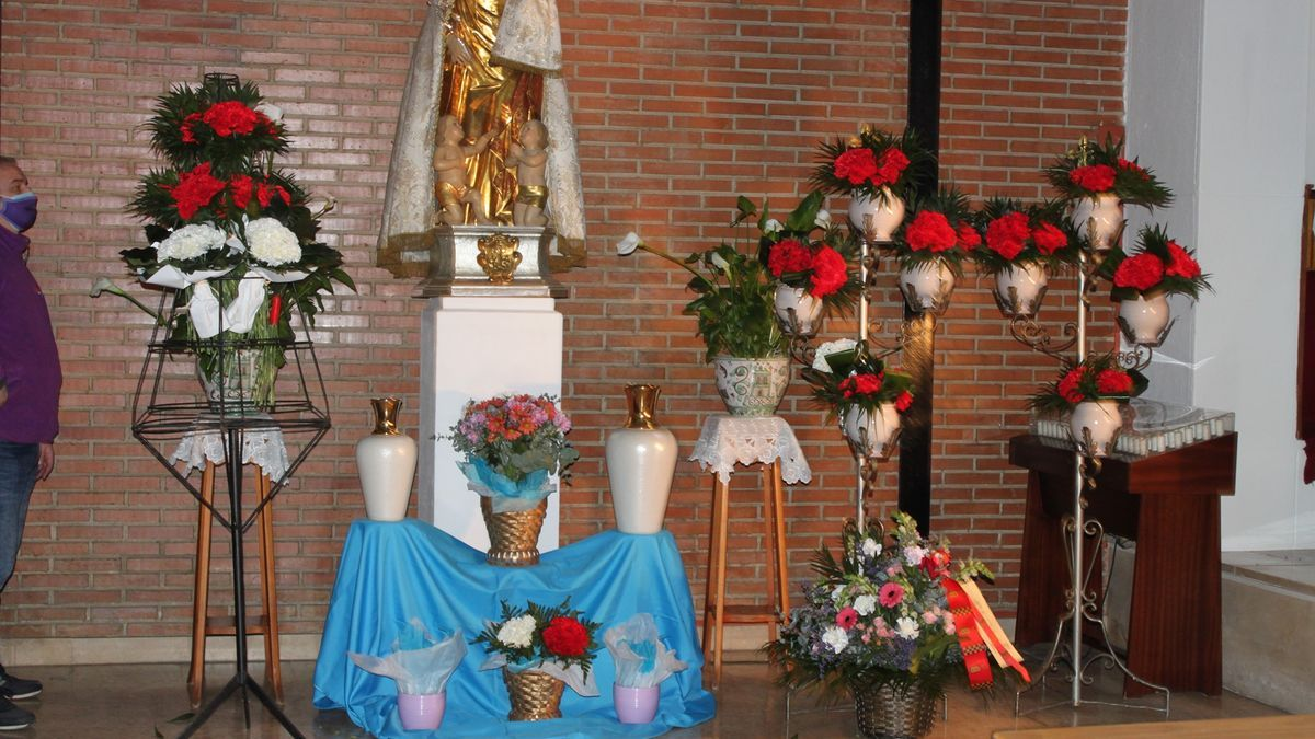 Misa i Ofrena de Alborxi 2021