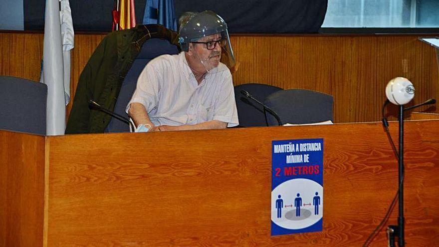 Pazos explica a Avante! que el contrato del SAF era por 3.000 horas y se hacen 5.000