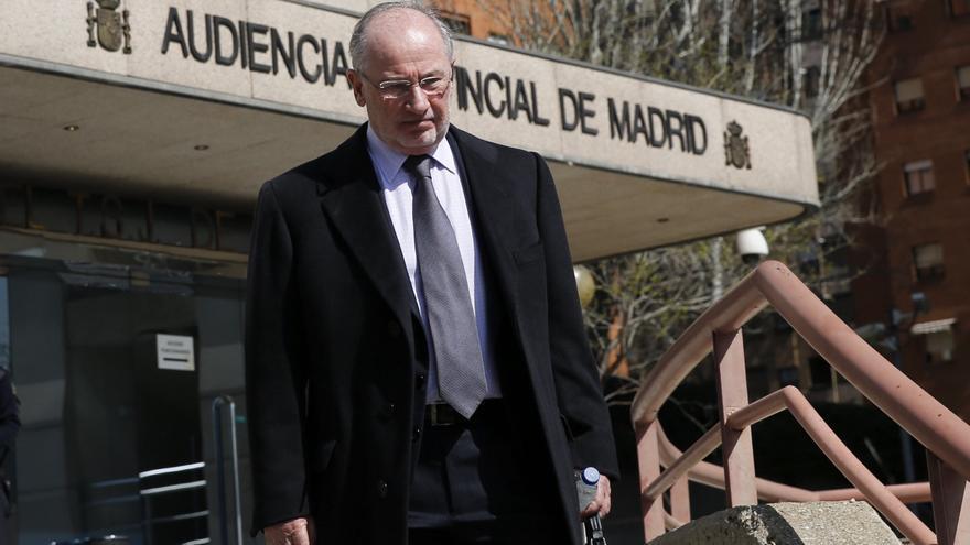 La Audiencia permite recurrir las fianzas a varios acusados por el caso Rato