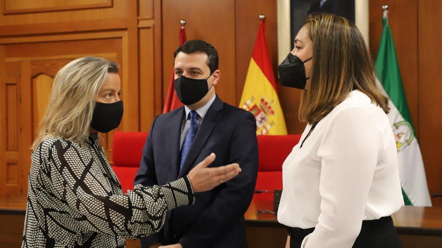 Gómez Calero hace borrón y cuenta nueva para dedicarse en exclusiva a la Delegación de Casco Histórico