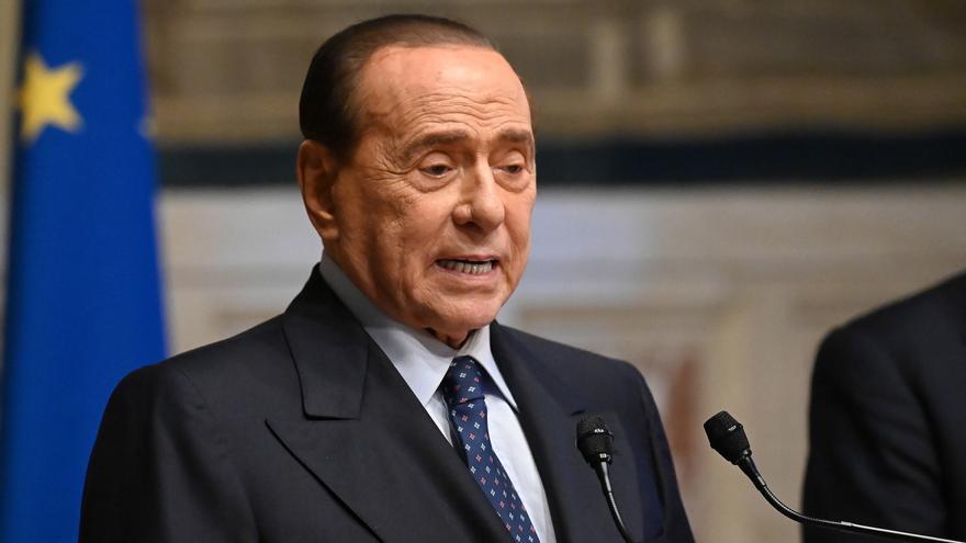 Berlusconi es dado de alta tras someterse a una revisión