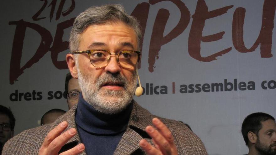 """La CUP supedita el 14F a la pandemia, pero pide celebrar elecciones """"lo antes posible"""""""