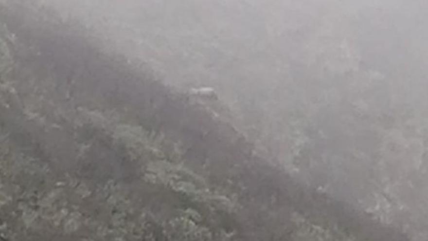 Cuatro fallecidos de una misma familia al caer un coche a un barranco de Gáldar