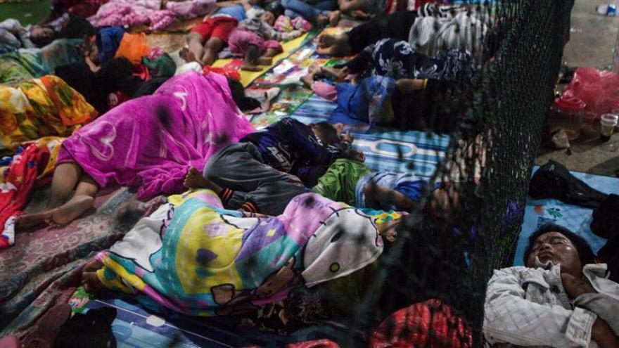 Indonesia rebaja el número de muertos por el tsunami a 426
