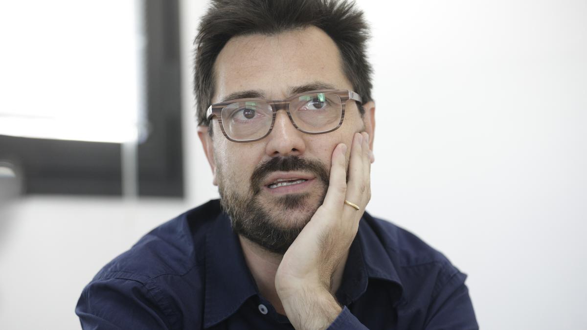 Mateu Malondra es el director del IEB.