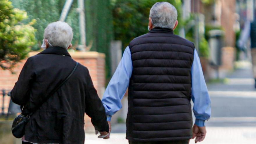 El gasto en pensiones se eleva hasta los 9.911 millones