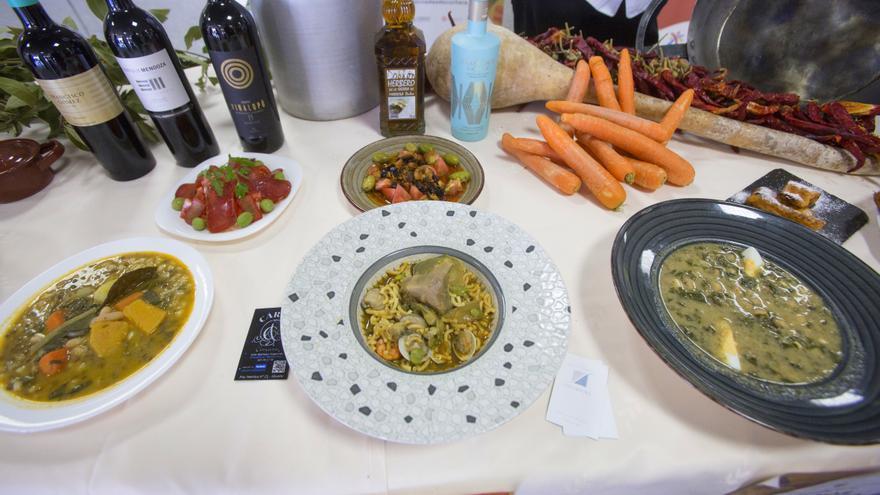 Disfruta de los mejores menús de Semana Santa en la provincia de Alicante: Arrancan las V Jornadas de los Platos de Cuchara