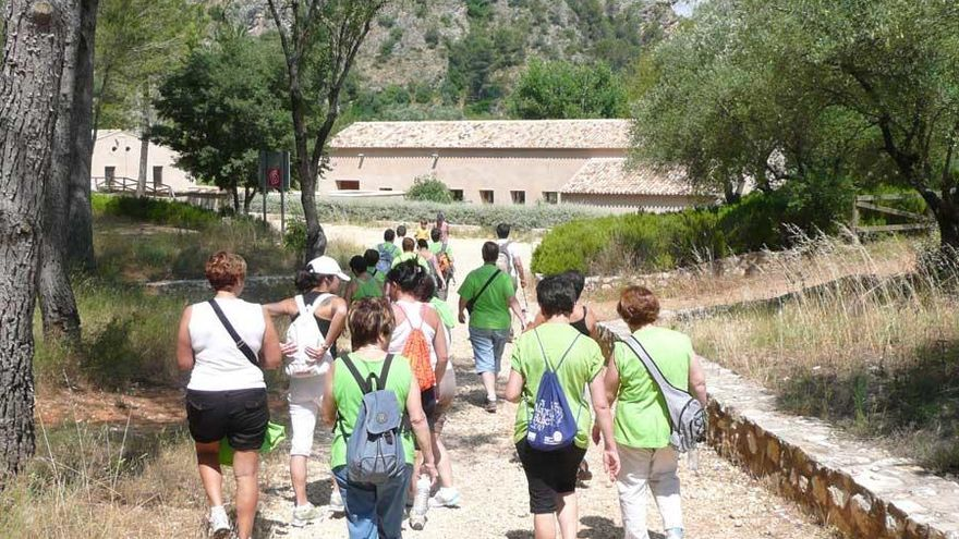 Xàtiva retomará la Ruta Sana desde casa para adaptarla al confinamiento