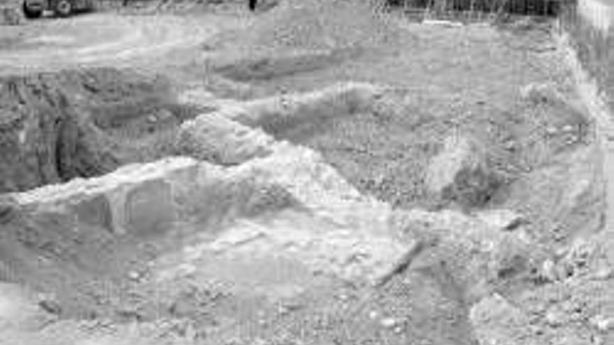 Patrimonio autoriza a Sacyr a retirar los restos de San Lázaro