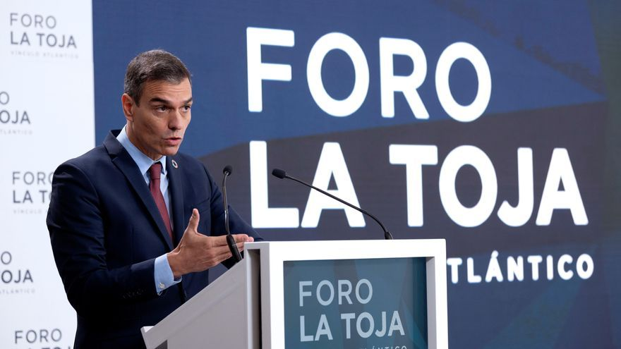 DIRECTO   Pedro Sánchez clausura el Foro La Toja