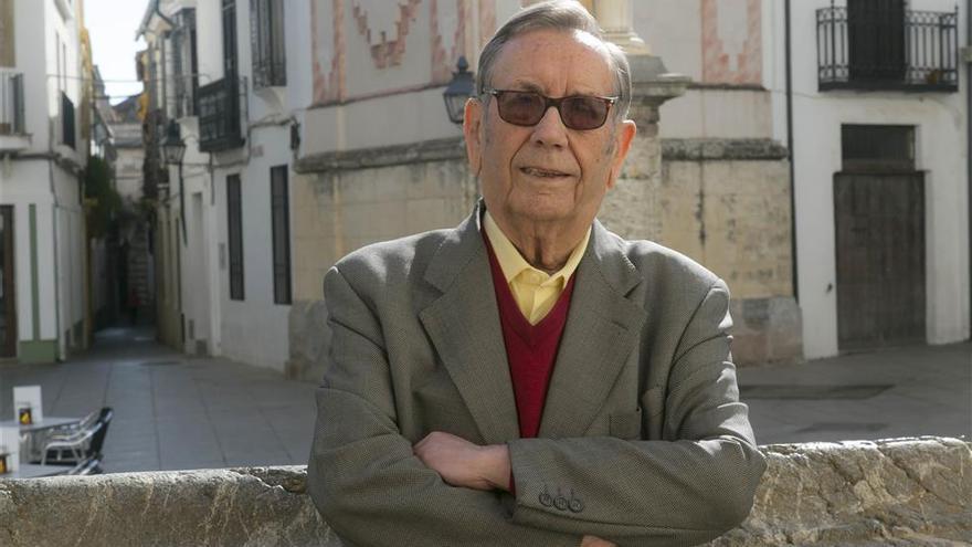 Rafael Campanero cumple 94 años