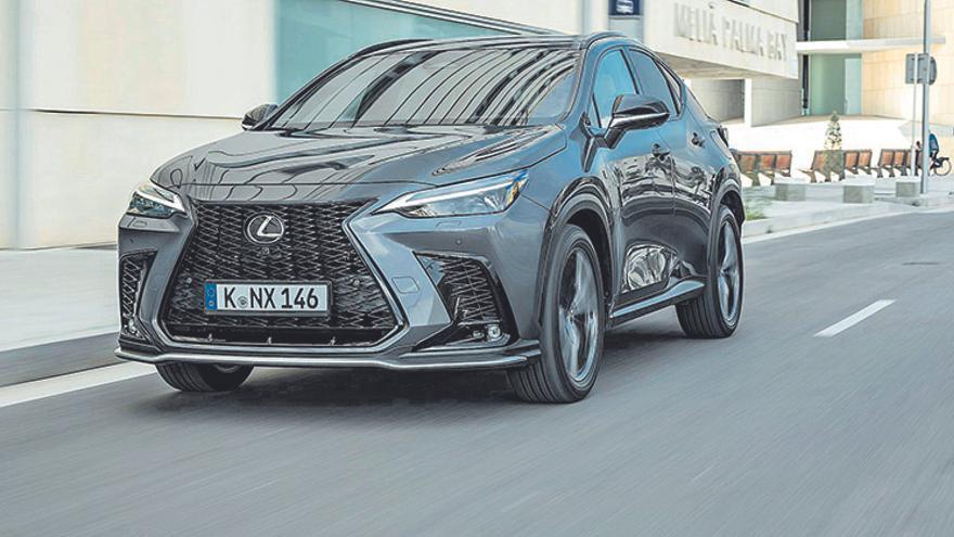 Un nou capítol en la història de Lexus