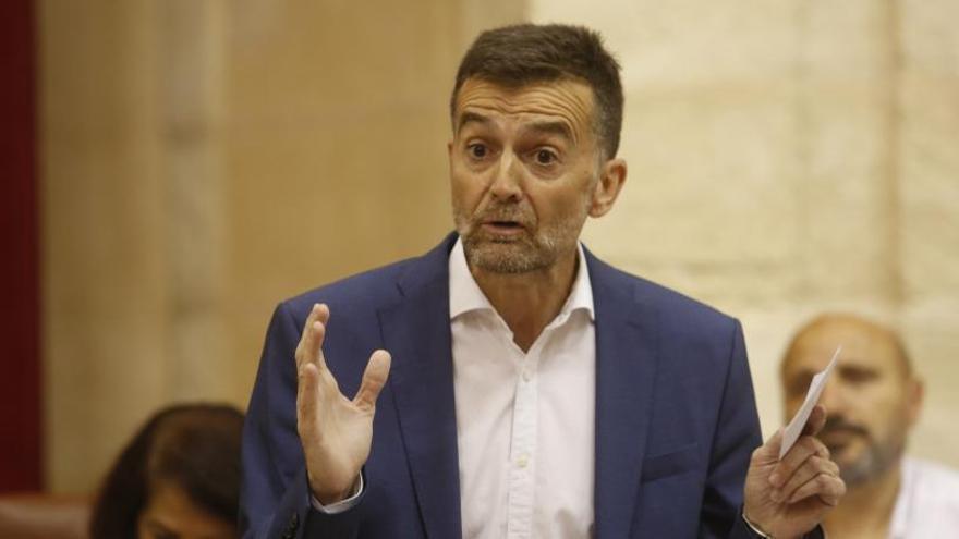 Antonio Maíllo deja la política para volver a dar clases